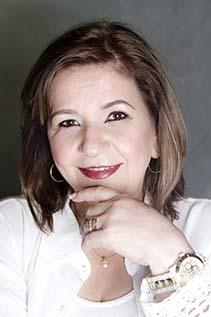 Psicóloga Sônia Eustáquia