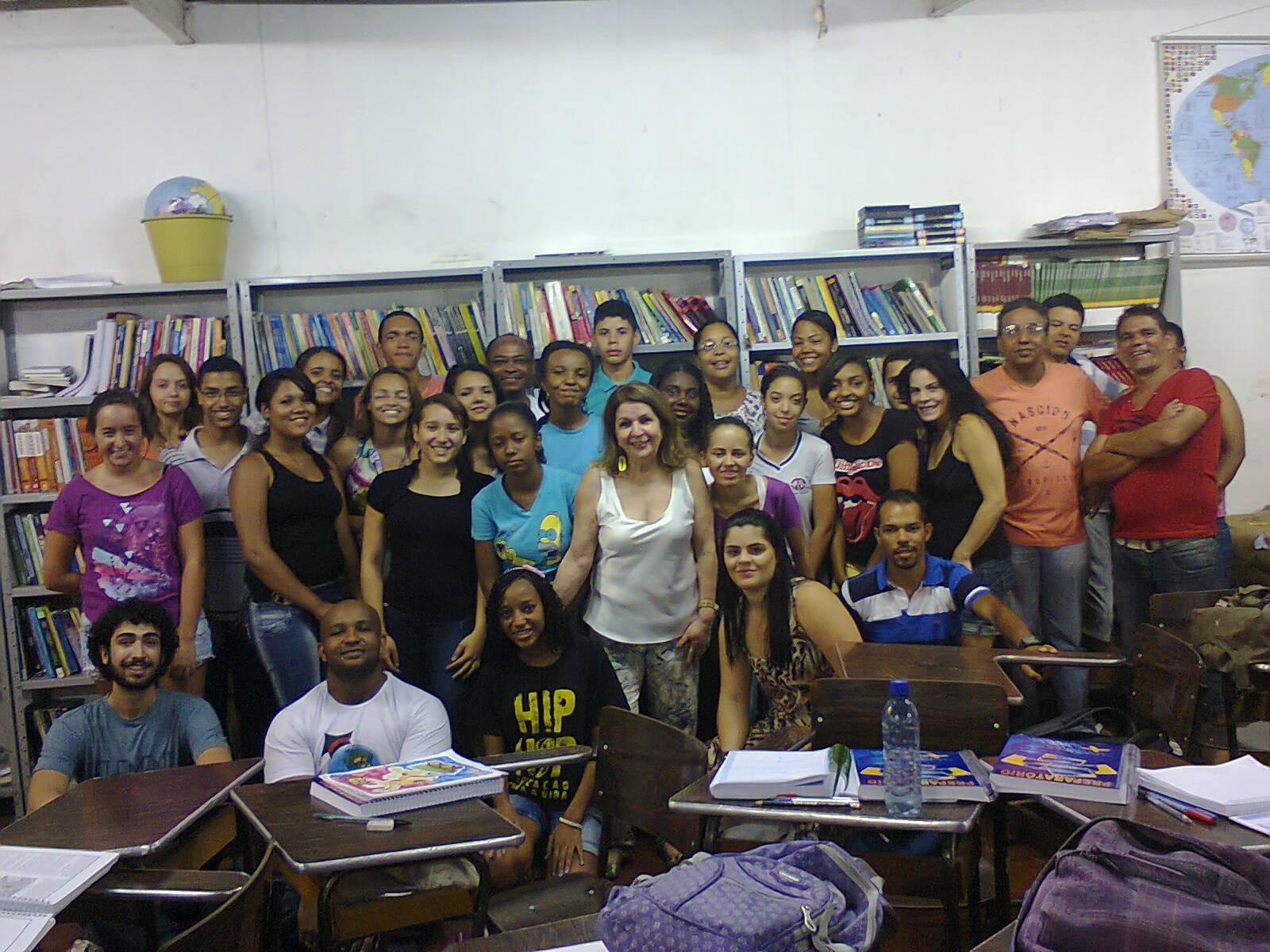 Pré Vestibular Comunitário Vila Marçola